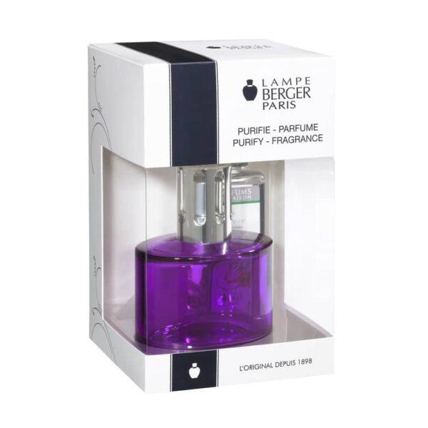 Lampe Berger Ovalie violette